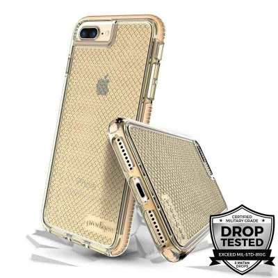 iPhone 7/8 Plus Prodigee Safetee Gold