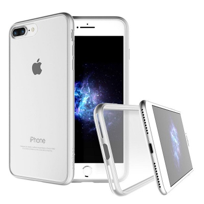 iPhone 7/8 Plus Prodigee Scene Series Cover Silver
