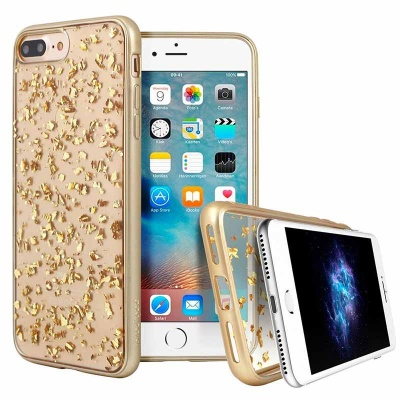iPhone 7/8 Plus Prodigee Scene Treasure Series Cover Gold