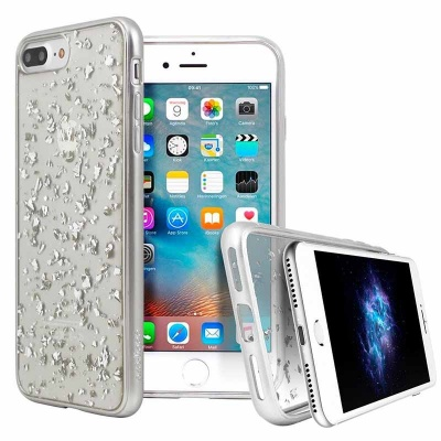 iPhone 7/8 Plus Prodigee Scene Treasure Series Cover Silver