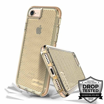 iPhone 7 / iPhone 8 Case Prodigee Safetee- Gold