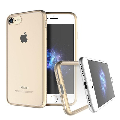 iPhone 7 / iPhone 8 Case Prodigee Scene Series- Gold