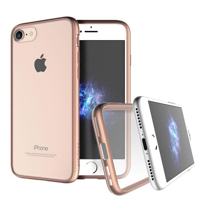 iPhone 7/8 Prodigee Scene Series Cover RoseGold
