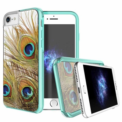 iPhone 7 / iPhone 8 Case Prodigee Show Series- Peacock