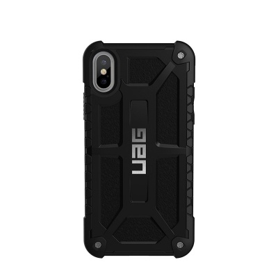 iPhone X UAG Monarch Series Case Black