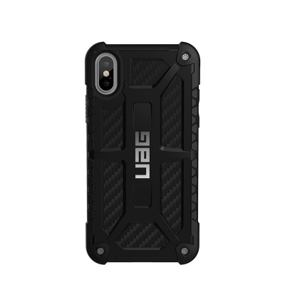 iPhone X UAG Monarch Series Case Carbon Fiber