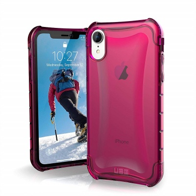 iPhone XR Case UAG Plyo Series Cover - Pink