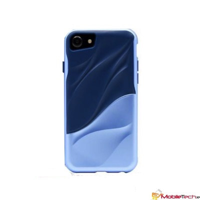 iPhone 6s/6 Water Ripple Cover Blue