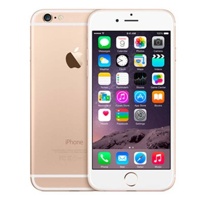 iPhone 6 128GB Gold  Unlocked Grade A+ (Like New)