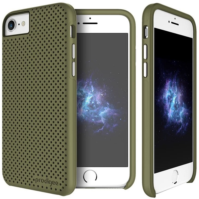 iPhone SE(2nd Gen) and iPhone 6/7/8 Case Prodigee Breeze Series Green