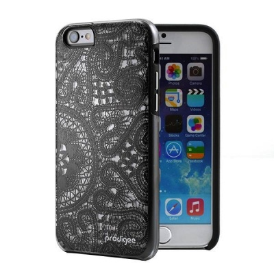 iPhone 6/6s Prodigee Show Series Case  Lace  Black