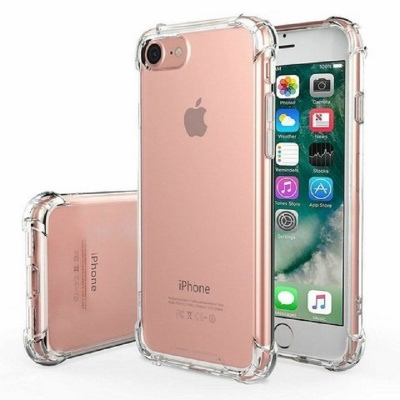 Apple iPhone 7/8 Super Protect Anti Knock Clear Case