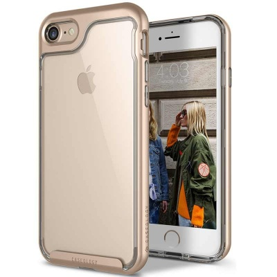 iPhone 7 / iPhone 8 Case Caseology Skyfall Series- Gold