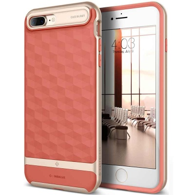 iPhone 7/8 Plus Caseology Parallax Series Pink