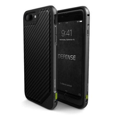 iPhone 7/8 Plus X-Doria Defense LUX Carbon Fiber
