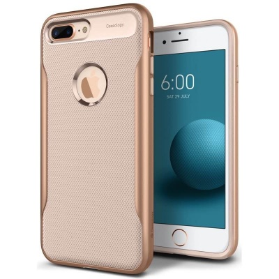 iPhone 7/8 Plus Caseology Apex 2.0 Series Case -Beige Gold