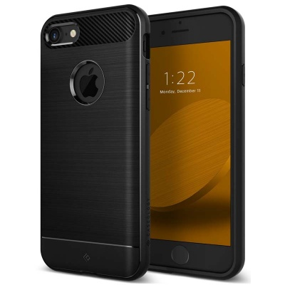 iPhone 7 / iPhone 8 Case Caseology Vault II Series- Black