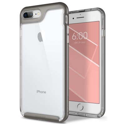 iPhone 7/8 Plus Caseology Skyfall Series Case - Warm Gray
