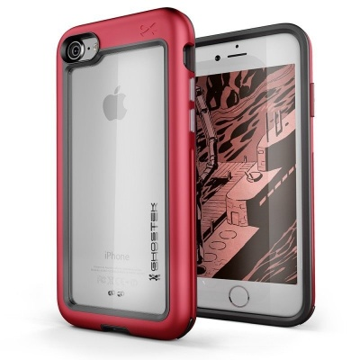 iPhone 7 / iPhone 8 Case Ghostek Atomic Slim Red