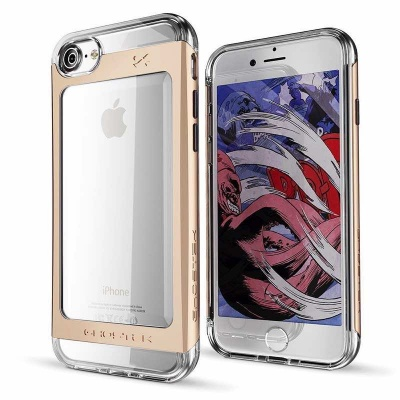 iPhone 8/7 Ghostek Cloak 2 Series Case Gold