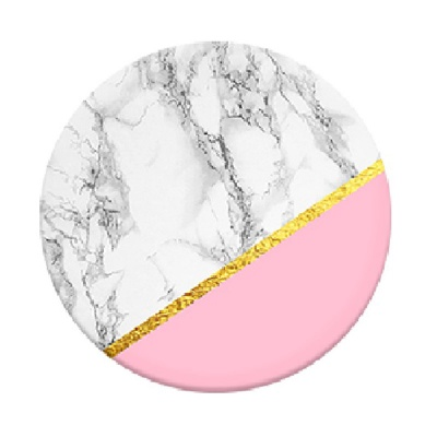 Marble Chic  Pop Socket