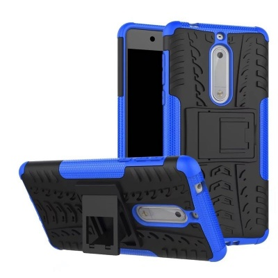 Nokia 5 Tyre Defender Cover Blue