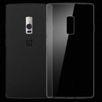 OnePlus 2  Silicon Cover Clear