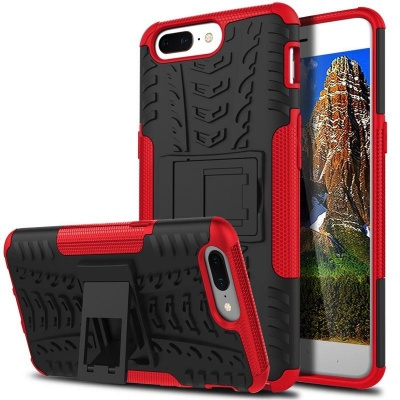 OnePlus 5 Tyre Defender Cover Red