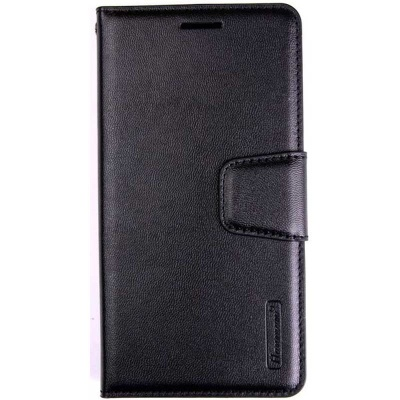 Samsung Galaxy S10 Wallet Case Hanman Black