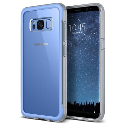 Samsung Galaxy S8 Caseology  Coastline Series Case - Blue Coral