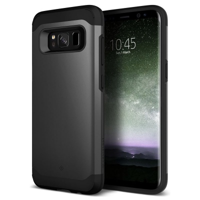 Samsung  Galaxy S8 Caseology  Legion Series Case - Black