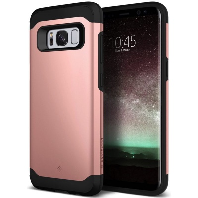 Samsung  Galaxy S8 Caseology  Legion Series Case - RoseGold