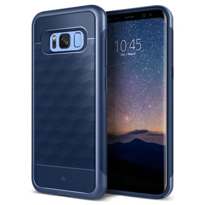 Samsung Galaxy S8 Caseology  Parallax Series Case - Navy
