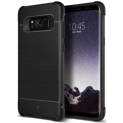 Samsung  Galaxy S8 Vault I Series Case - Black