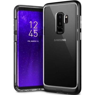 Samsung Galaxy S9 Plus Caseology Skyfall Series Cover Black