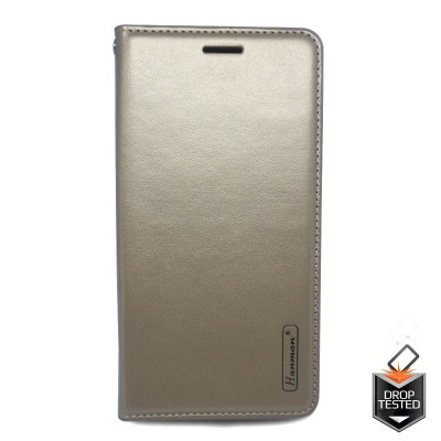 Samsung Galaxy A5(2017) Hanman Wallet Case Gold
