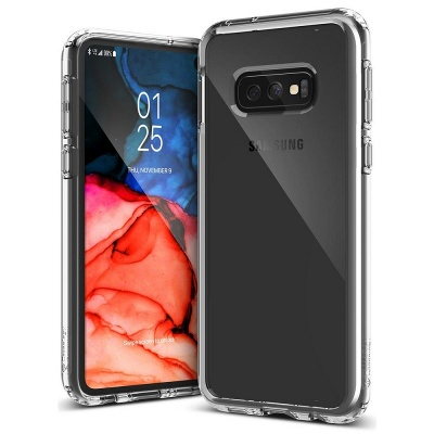 Samsung Galaxy S10e Case Caseology Waterfall Series Clear