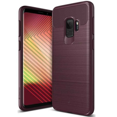 Samsung Galaxy S9 Caseology Vault Series Cover Burgundy