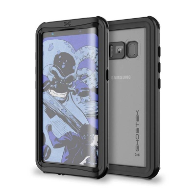 Samsung Galaxy S8 Plus Ghostek Nautical  Series Cover Black