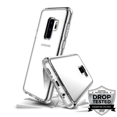 Samsung Galaxy S9 Plus Prodigee Safetee Pure Series  Cover