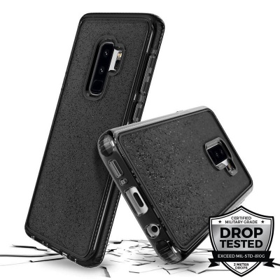 Samsung Galaxy S9 Plus Prodigee Super Star Series Cover Smoke