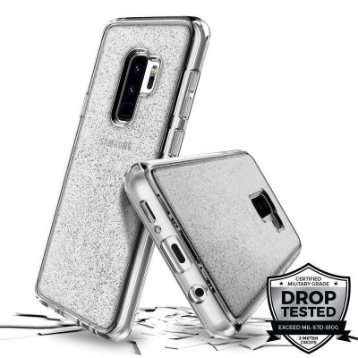 Samsung Galaxy S9 Plus Prodigee Super Star Series Cover Clear