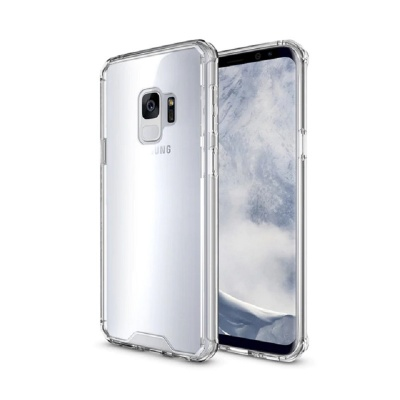 Samsung Galaxy S9 Super Protect Anti Knock Clear Case