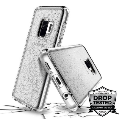 Samsung Galaxy S9 Prodigee Super Star Series Cover Clear