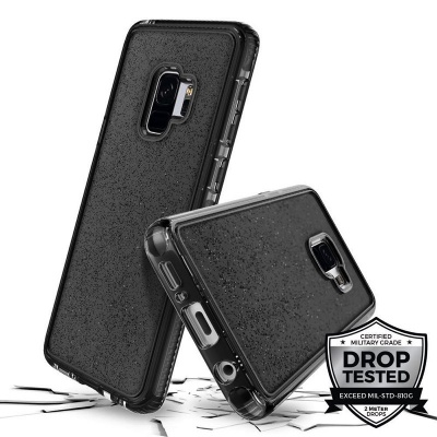 Samsung Galaxy S9 Prodigee Super Star Series Cover Smoke
