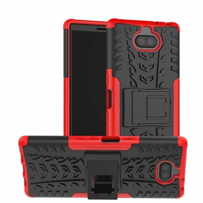 Sony Xperia 10 Tyre Defender Red