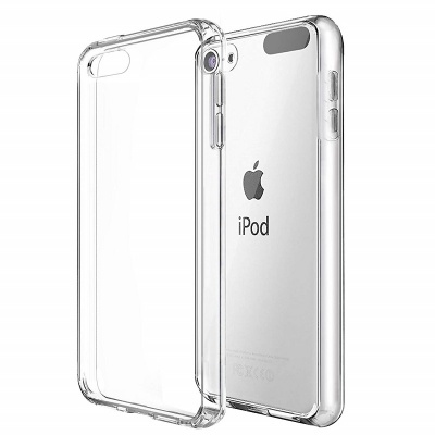 iPod Touch (5th/6th Generation) Silicon Clear TPU Case