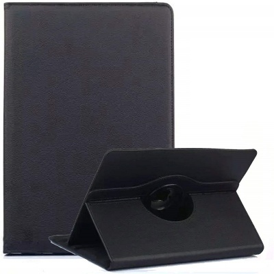 Universal Tablet 7 inch 360 Rotating Case Black