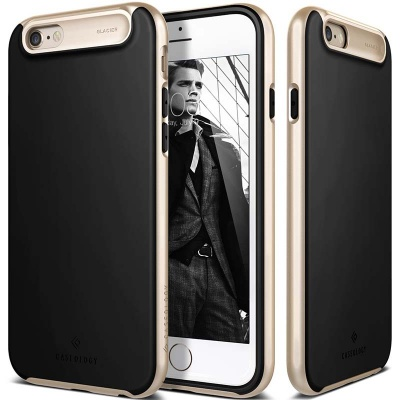 iPhone 6/6S Caseology  Glacier Series Case - Black