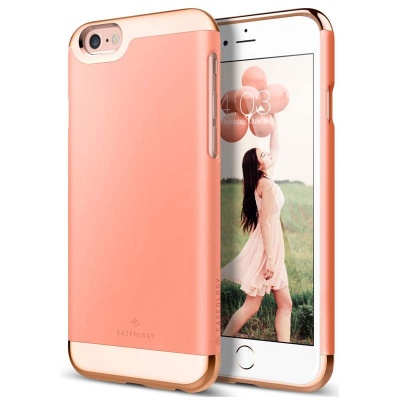iPhone 6/6S   Caseology Savoy Series Case - Pink